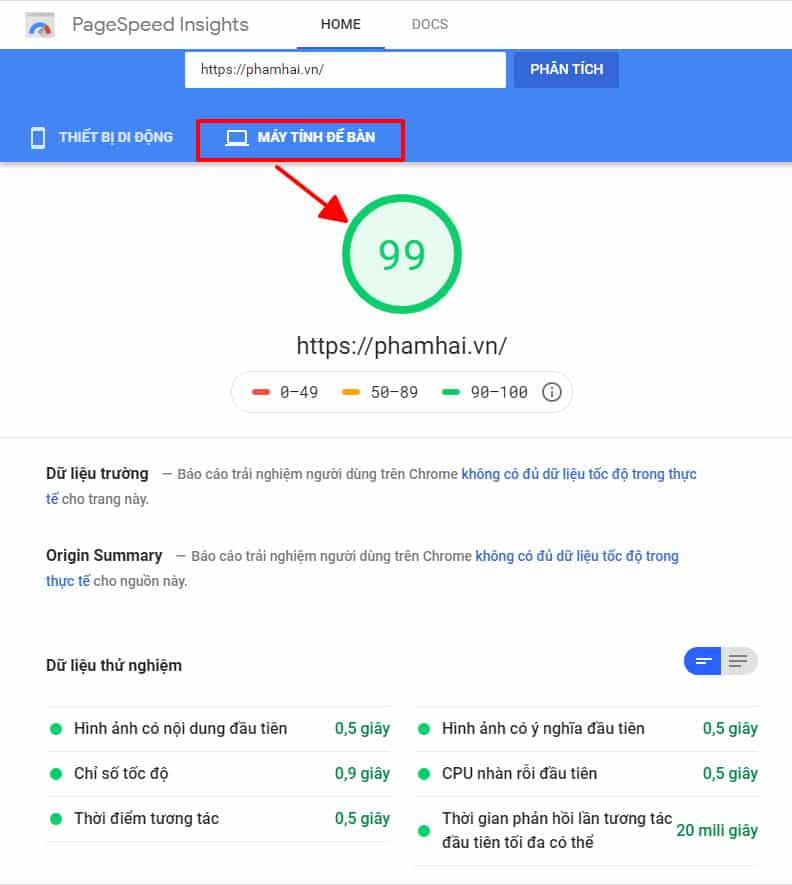 tốc độ tải trang web, seo, seo từ khóa, google speed test, tăng tốc website, wp-rocket, ssl