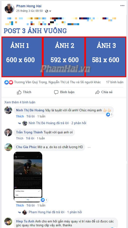 ảnh facebook, facebook marketing, facebook ads, quảng cáo facebook, tăng tương tác facebook, quảng cáo facebook hiệu quả, layout hình ảnh facebook, layout hiển thị bài viết facebook, facebook status với 3 ảnh vuông